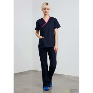 Ladies Performance Scrubs Top - General Safety NZ Limited