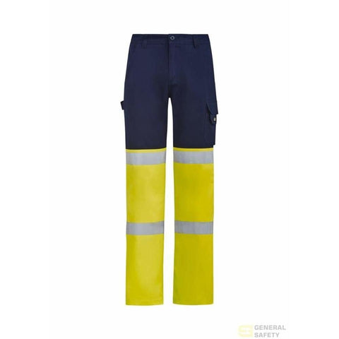 Image of Men's BIO MOTION Hi Vis Taped Pant - General Safety NZ Limited