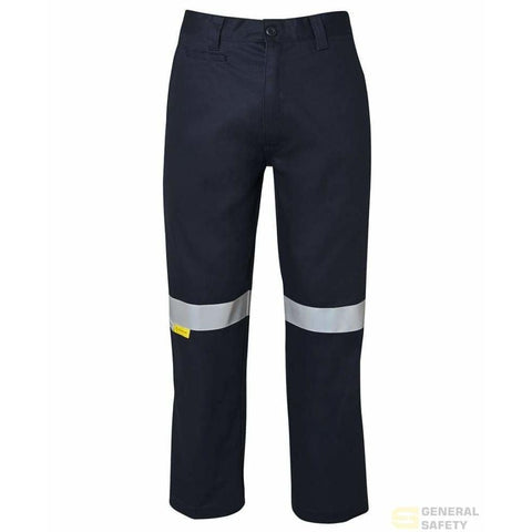 Image of Men's Mercerised Work Trouser with 3M Tape - General Safety NZ Limited