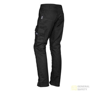 Mens Rugged Cooling Cargo Long Pants - Regular 72 / Black Streetworx Pant