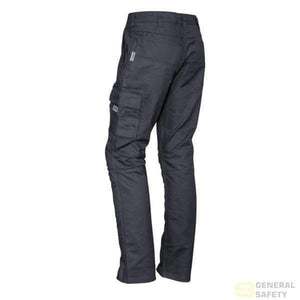 Mens Rugged Cooling Cargo Long Pants - Regular 72 / Charcoal Streetworx Pant