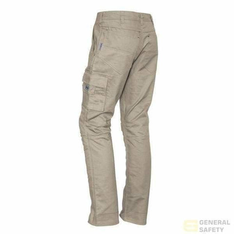 Image of Mens Rugged Cooling Cargo Long Pants - Regular 72 / Khaki Streetworx Pant