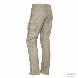 Mens Rugged Cooling Cargo Long Pants - Regular 72 / Khaki Streetworx Pant