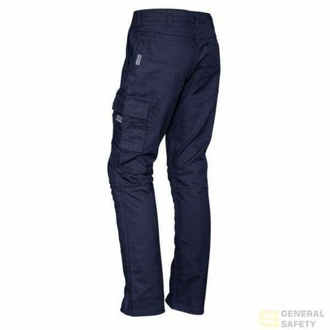 Image of Mens Rugged Cooling Cargo Long Pants - Regular 72 / Navy Streetworx Pant