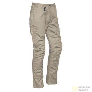 Mens Rugged Cooling Cargo Long Pants - Regular Streetworx Pant