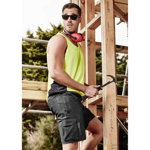 Image of Men's Streetworx Stretch Work Board Shorts - General Safety NZ Limited