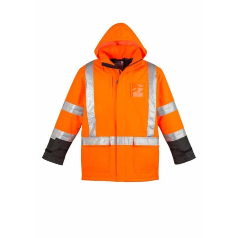 Image of Men's TTMC-W Quilted & Lined Storm Jacket - 5000mm Rating - General Safety NZ Limited