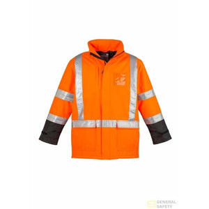 Men's TTMC-W Quilted & Lined Storm Jacket - 5000mm Rating - General Safety NZ Limited