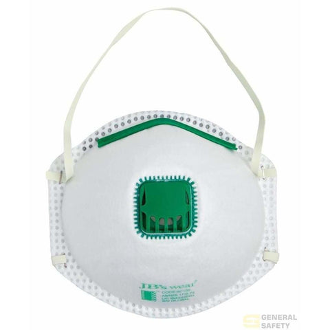 Image of P2 Respirator with Valve - 12 Pack - General Safety NZ Limited