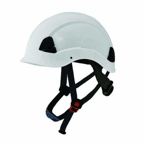 Image of Peakless Hard Hat White