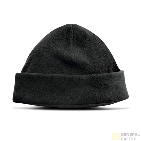 Image of Polar Fleece Beanie | General Safety Nz Black