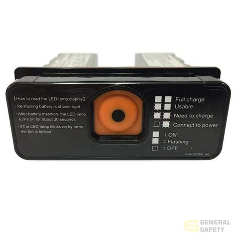 Image of Replacement Battery for SYNC01VP3 - General Safety NZ Limited