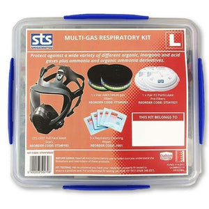 Shigematsu - Multi Gas Respiratory Starter Kit - General Safety NZ Limited