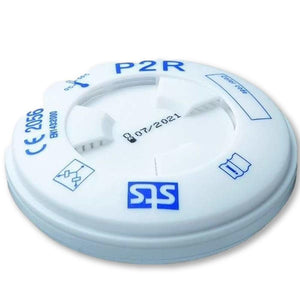 Shigematsu Reusable P2 Particulate Filter (P2R) - General Safety NZ Limited