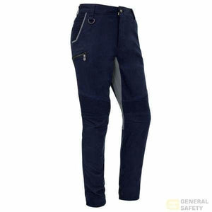 Streetworx Stretch Pant - Non Cuffed 72 / Navy Long