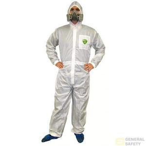 Sureshield Reusable and Washable Nylon Coveralls - General Safety NZ Limited