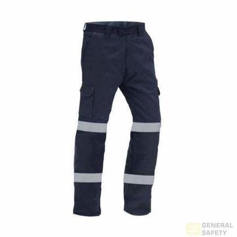 Image of Twz Titan Ripstop Taped Pants 77 / Navy Long