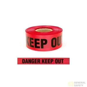 Warning Tape - Danger Keep Out
