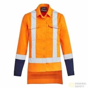 Womans Ttmc-W Drill Work Shirt 8