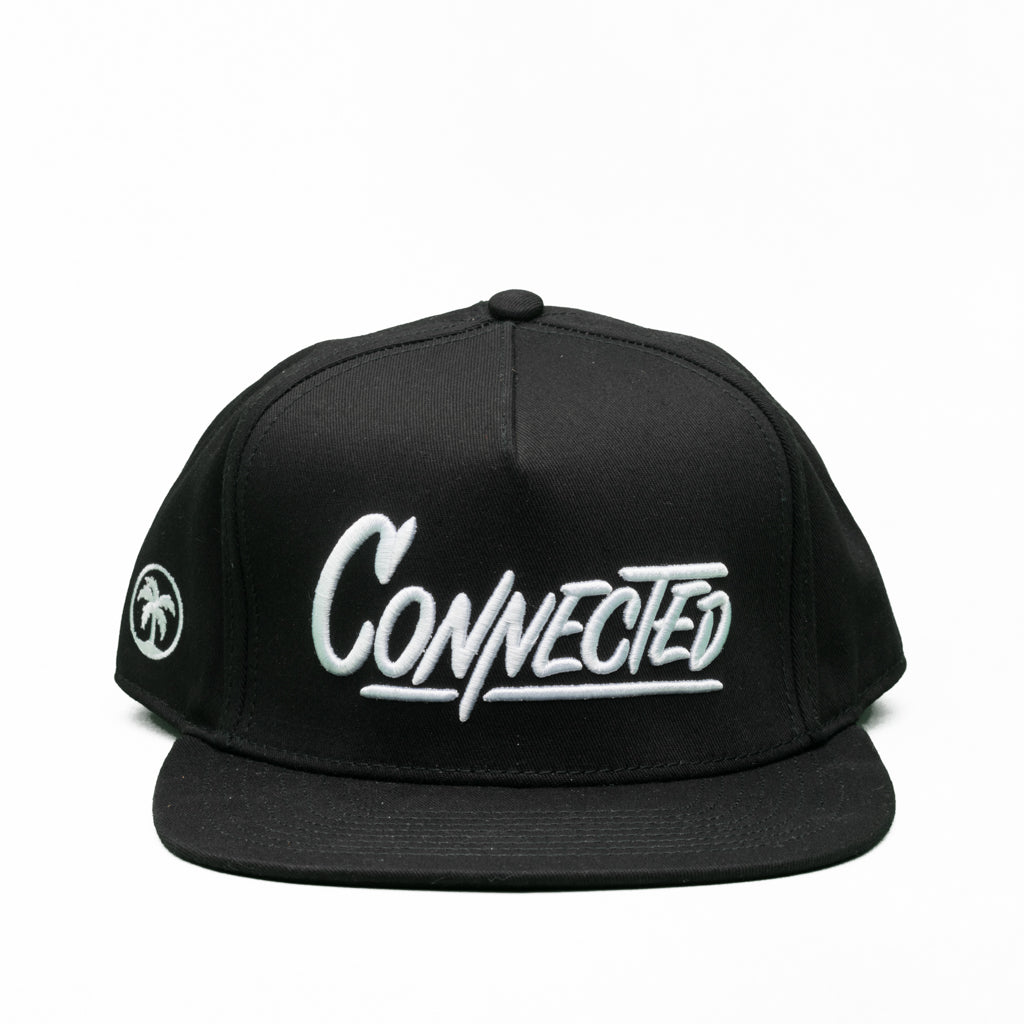 Connected Embroidered (blk)