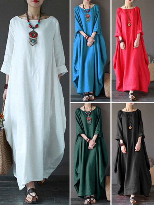 Linen & Cotton Dresses