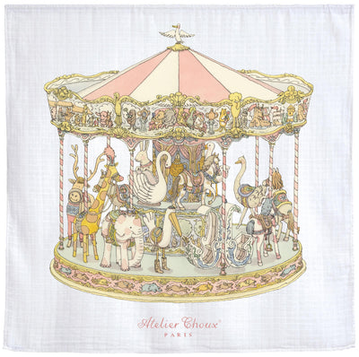 Carousel - Swaddle (Carré) by Atelier Choux