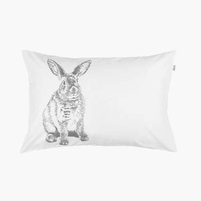 Mr Hopkins - Pillowcase by Burrow and Be