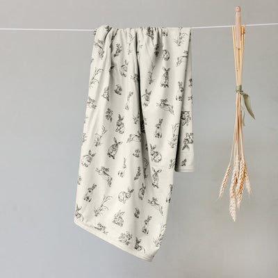 Burrowers Almond - Swaddle by Burrow and Be