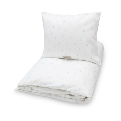 Raindrops - Cot Doona Cover Set by Cam Cam Copenhagen