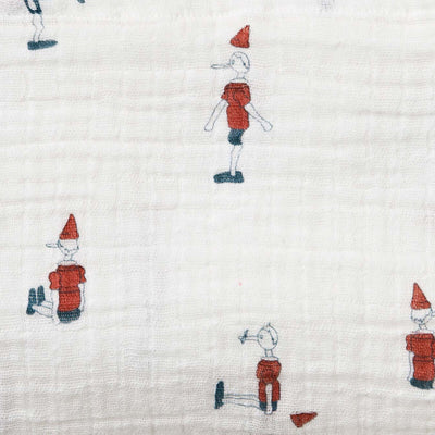 Pinocchio - Swaddle by Garbo and Friends