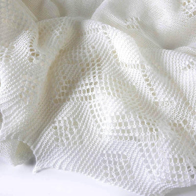 Superfine Merino Wool - Blanket/Shawl by G H Hurt and Son