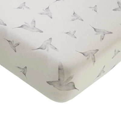 Little Dreams - Bassinet Sheet by Mies and Co