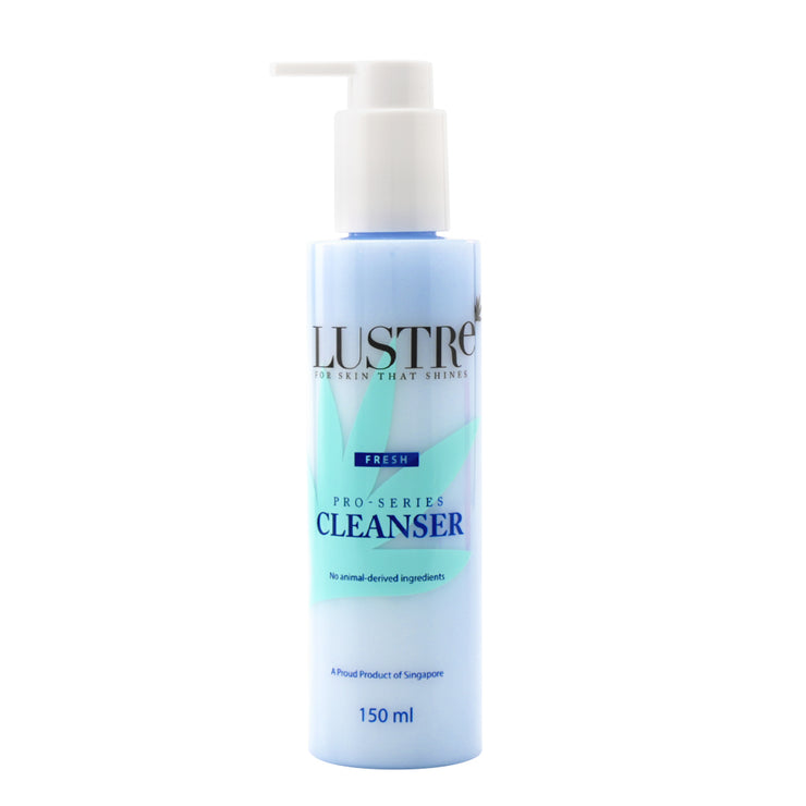 Lustre Fresh Cleanser - MyLustre.com