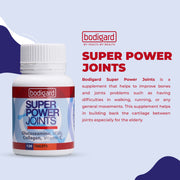 Bodigard Super Power Joints
