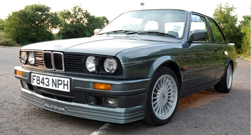 ALPINA E30 LATE MODEL LOWER LIP