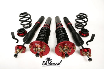 CATUNED Coilover Kit BMW E30 System UN-WELDED (You weld them)