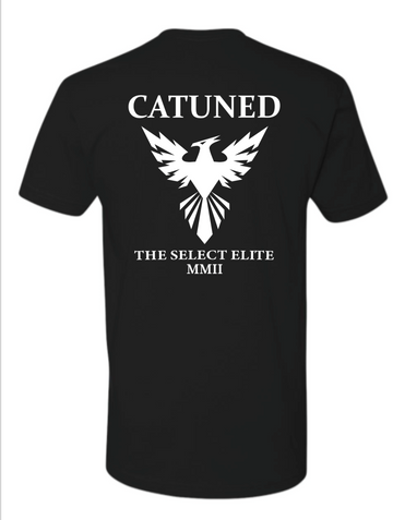 CATUNED Select Elite Black T-Shirt