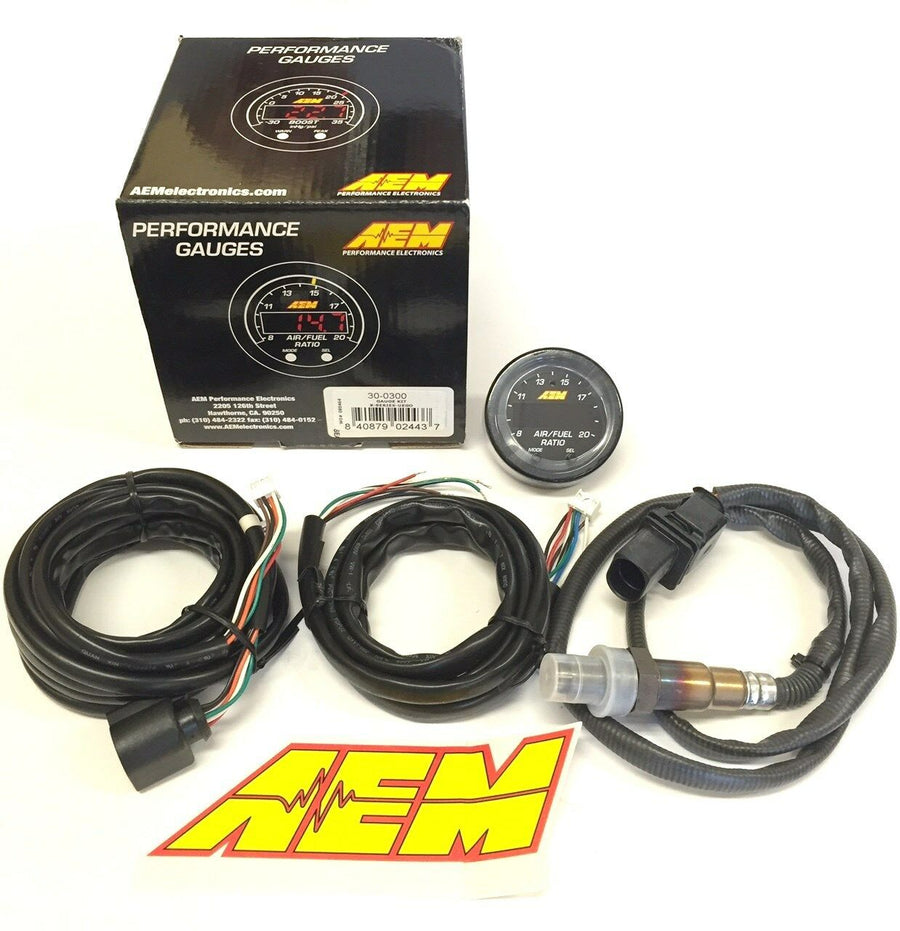 AEM X-Series 30-0300 Wideband UEGO AFR Controller
