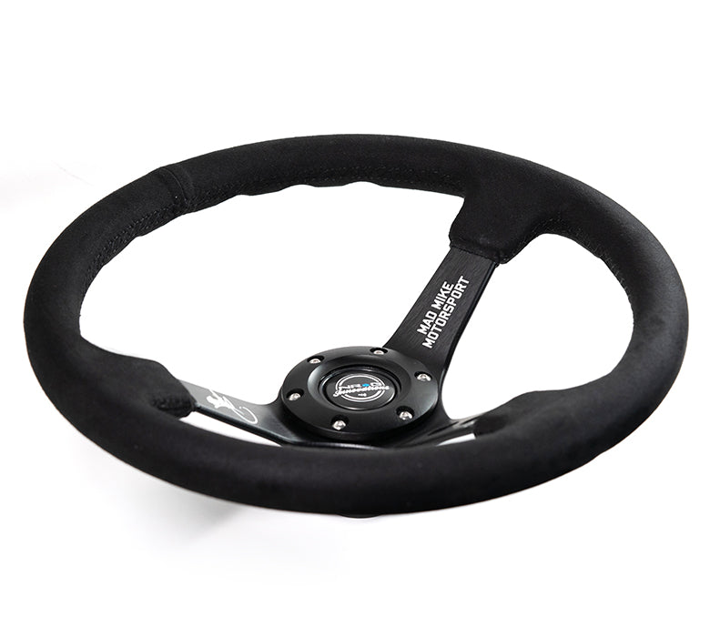 NRG MadMike Steering Wheel RST-020MB-MM