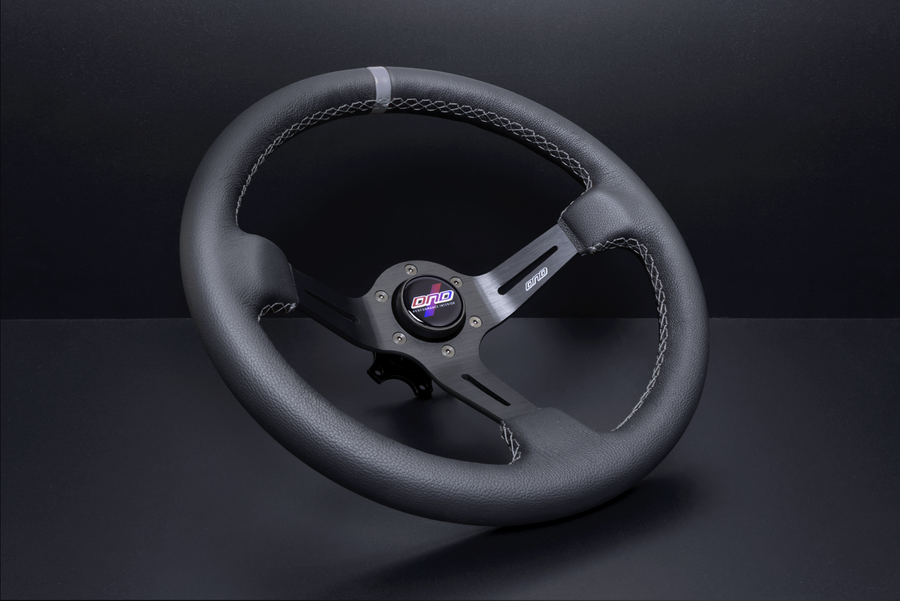 DND Leather Race Steering Wheel