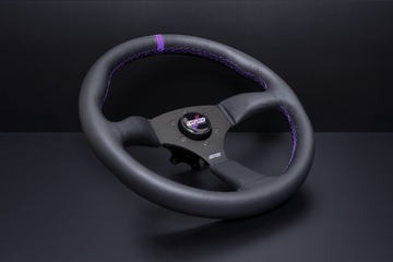 DND Leather Touring Steering Wheel
