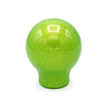 BILLETWORKZ CANDY GREEN WEIGHTED SHIFT KNOBS