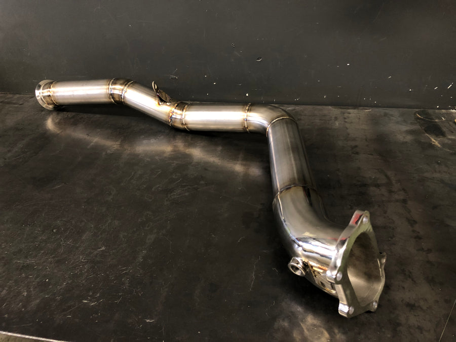 Mint Performance Subaru WRX/Sti Bellmouth 3inch Downpipe