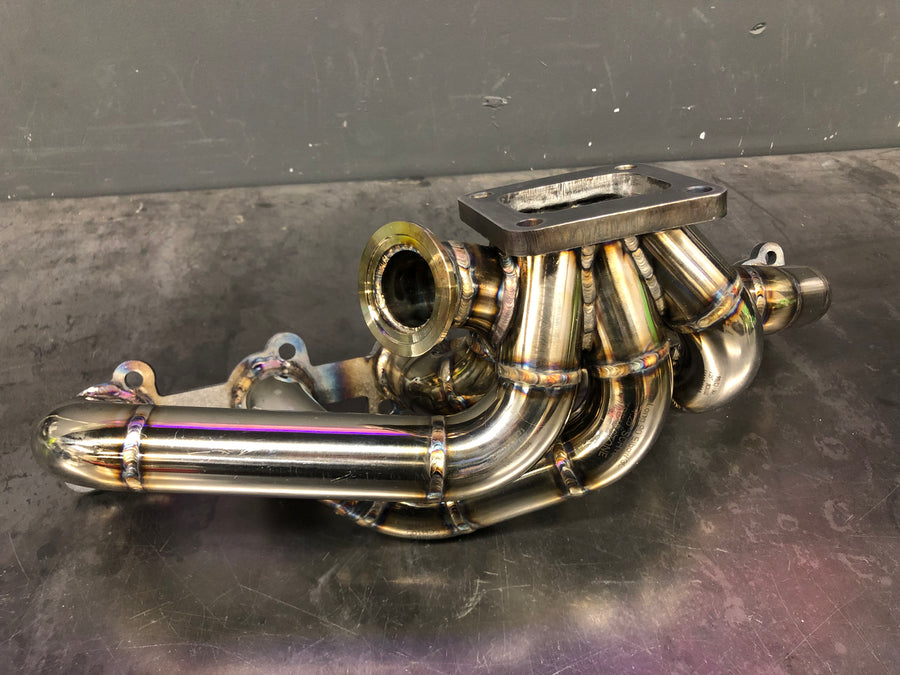 Mint Performance BMW E30 M20 T4 Turbo Exhaust Manifold