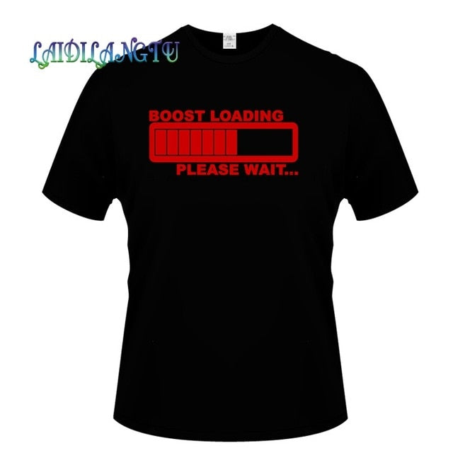 Boost Loading Please Wait... T-Shirt