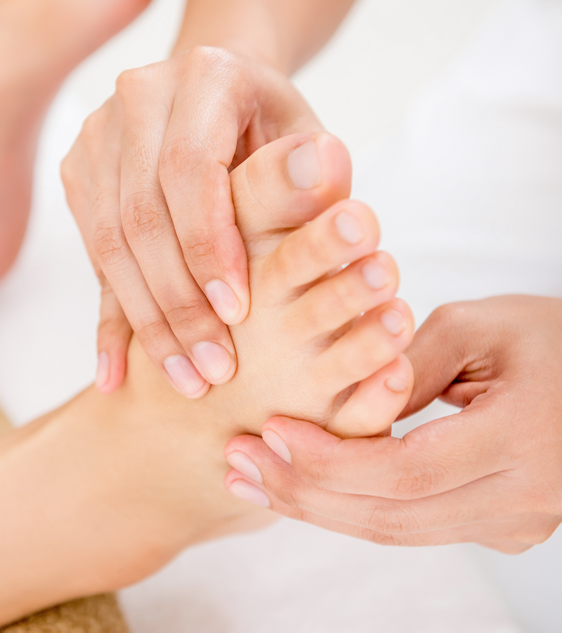 Reflexology CEUs - Begin with the Feet - End with All Ahhhhs!