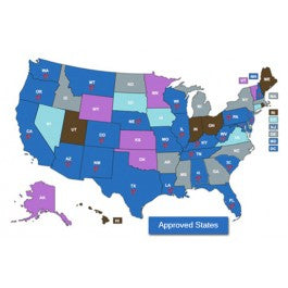 MASSAGE STATE BOARD APPROVALS - WE LOVE OUR STATE MASSAGE BOARD APPROVALS!