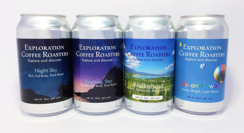 Exploration - 4PACK