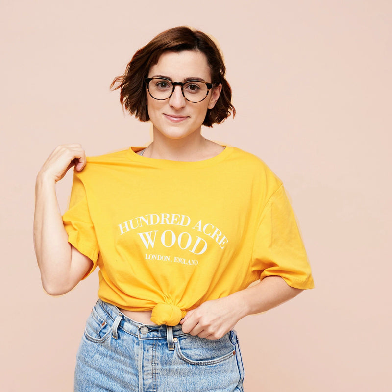 HUNDRED ACRE WOOD x DREAMER DESTINATION - UNISEX TEE