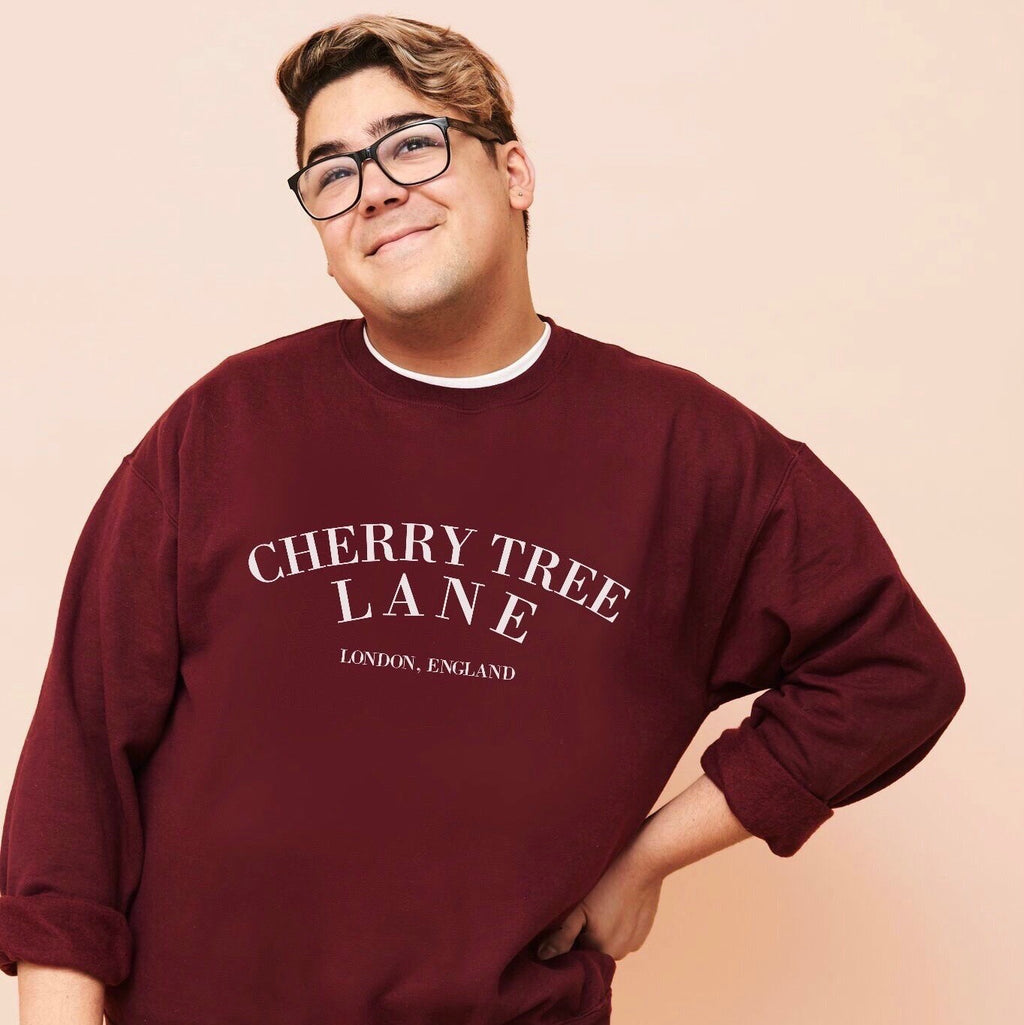 CHERRY TREE LANE x DREAMER DESTINATIONS - UNISEX CREW